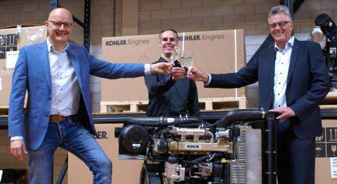 Diesel Büchli takes over importer Romotech